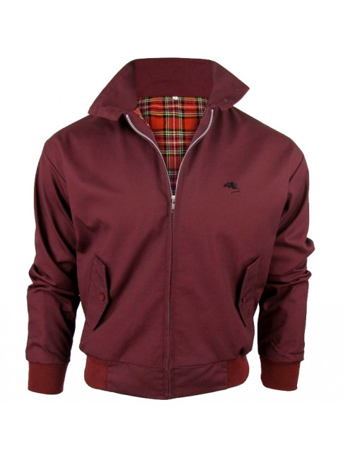 RAT-JACKET BORDEAUX