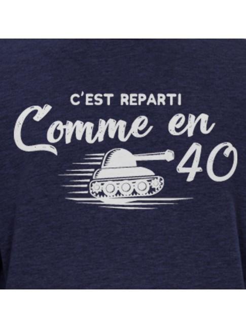 COMME EN 40