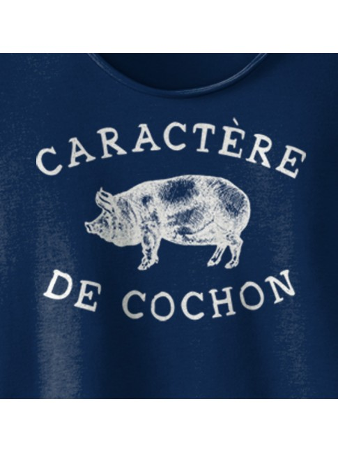 CARACTÈRE DE COCHON