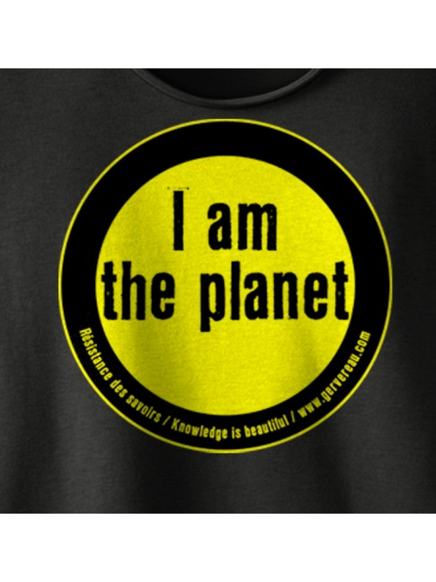 I AM THE PLANET